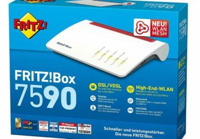 FRITZ!Box 7590 Wi-Fi