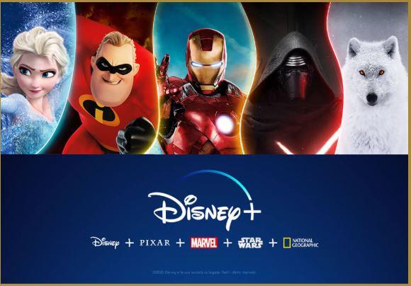 Arriva Disney+ con TIMVISION