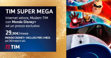 Nuova TIM Super Fibra